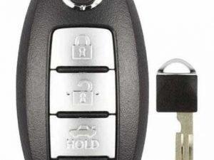 2013-2015 Nissan Altima Maxima / 4-Button Smart Key / PN: 285E3-9HP4B / KR5S180144014