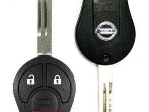 2003-2019 Nissan / 3-Button Remote Head Key / PN: H0561-C993A / CWTWB1U751